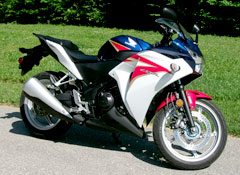 Honda CBR250R ABS Motorcycle Review