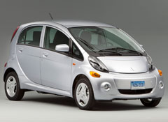 Mitsubishi Electric Car >> With The Mitsubishi I Miev Electric Car Range Anxiety Is Included