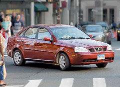 Nearly 102 000 Suzuki Forenza And Reno Sedans Are Being Recalled By American Motor Corp The Small Cars Have Wiring Issues That May Cause