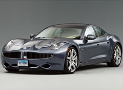 The Striking Fisker Karma Extended Range Electric Car Has Turned Heads For Months In Our Test Program From Its Distinctive Design To Sci Fi Hum