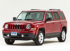 2011-2012 Jeep Patriot investigated for engine stall