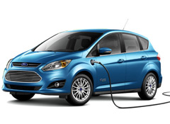 Hybrid Ers Who Want A Practical Roomy Hatchback Have Choice Other Than The Toyota Prius And Based On Our First Impressions New Ford C Max Is