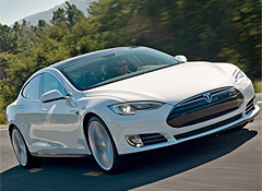 Tesla Model S - The electric car that shatters every myth