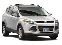 Ford Is Issuing A Voluntary Safety Recall Of 2017 Escape Suv And Fusion Sedans Equipped With 1 6 Liter Four Cylinder Engine Over Concerns They Can