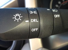 New Toyota RAV4's headlight switch design is not so bright
