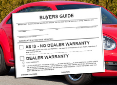 proposed used car window stickers may not help consumers rh consumerreports org As Is Car Sale Form Polina Edmunds
