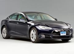 winter chills limit range of the tesla model s electric car. Black Bedroom Furniture Sets. Home Design Ideas