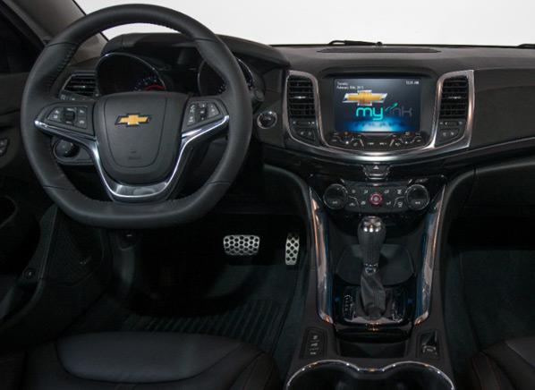 Image Gallery 2014 Caprice Interior
