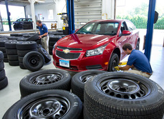 Runflat tires have low satisfaction ratings with consumers consumers have a low level of satisfaction with run flat tires versus more traditional tires according to the research firm jd power and associates thecheapjerseys Gallery