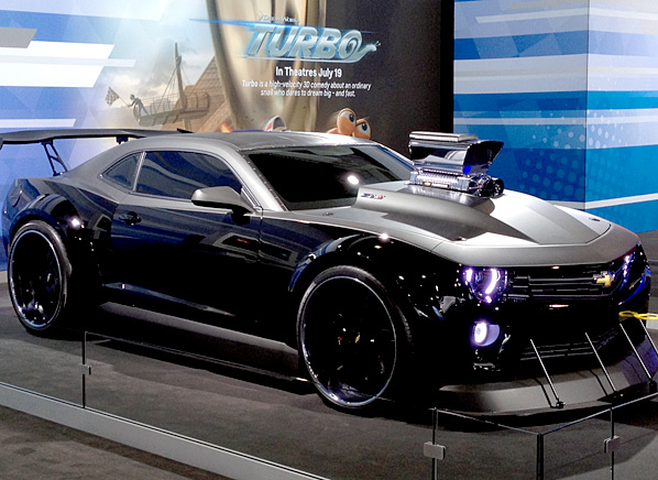 500 Hp 2014 Chevrolet Camaro Z28 Declares Horsepower War