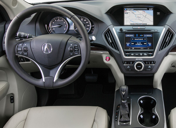 First Drive 2014 Acura MDX Boasts Improvements Yet Feels