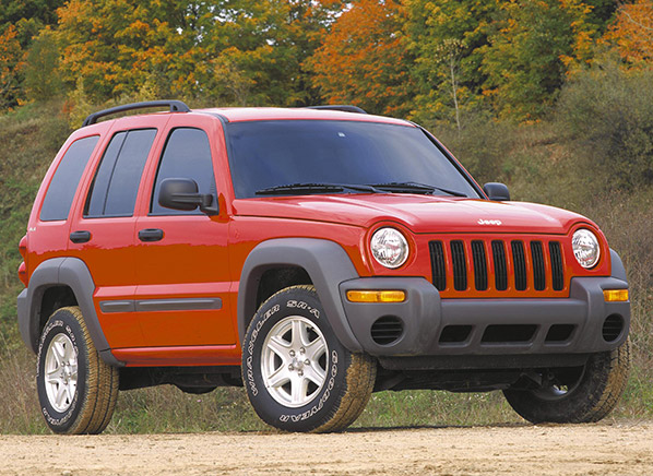 Attractive 2002 Jeep Liberty Pr