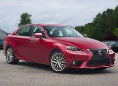 Amazing The Redesigned For 2014 Lexus IS Will Have To Climb Some Pretty Steep Hills  To Prove Itself A Credible Sports Sedan, Competing Against The Audi A4, ...