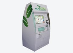 eco cell phone machine