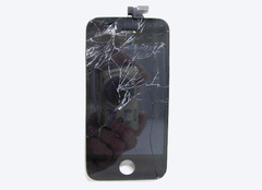 Replacing a cracked iphone screen yourself is cheapbut challenging a quick web search can turn up a host of do it yourself kits to replace it most priced a lot lower than what repair shops charge solutioingenieria Images