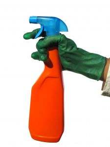 Disinfecting viruses in your home