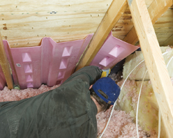 Weekend Project Weatherize Your Attic To Save Money And