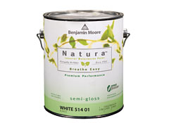 Describing The Smell Of Some Batches Benjamin Moore S Natura Paint As Horrid Two Law Firms Filed Suit Against Maker Today On Behalf A