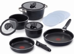 T Fal Ingenio Nonstick Cooking Set Review Consumer Reports