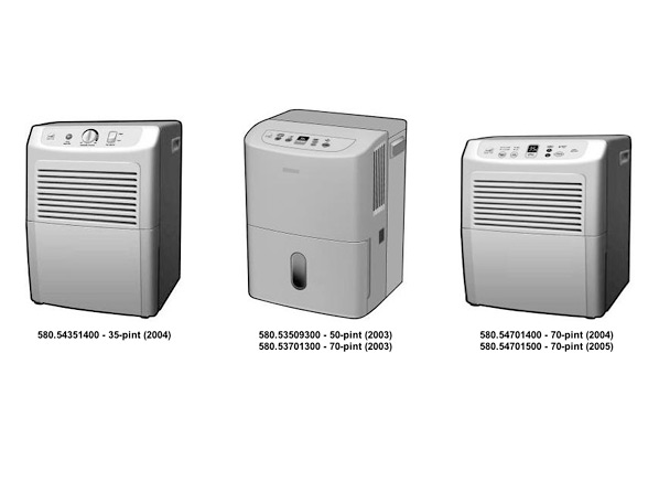 sears recalls kenmore dehumidifiers due to fire and burn hazard rh consumerreports org sears kenmore elite dehumidifier manual Recalled Dehumidifier
