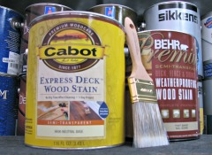 Stain damp wood? Cabot claims one-day deck refinishing