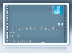 American Express unveils a 'simple' prepaid debit card