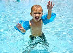 Keeping Kids Safe Around Pools