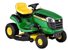 John Deere recalls four lawn tractors with faulty hardware