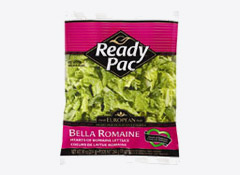 A Total Of 5 379 Cases Bagged Salad Products Containing Romaine Lettuce Have Been Recalled By Ready Pac Foods After Random Sample Tested Positive For