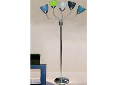 Recall: Floor lamps from Big Lots for electric shock hazard