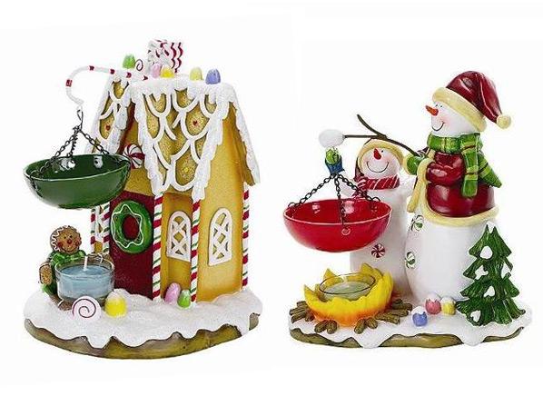 Recall Christmas Tree Shops Candle Warmers Fire Hazard